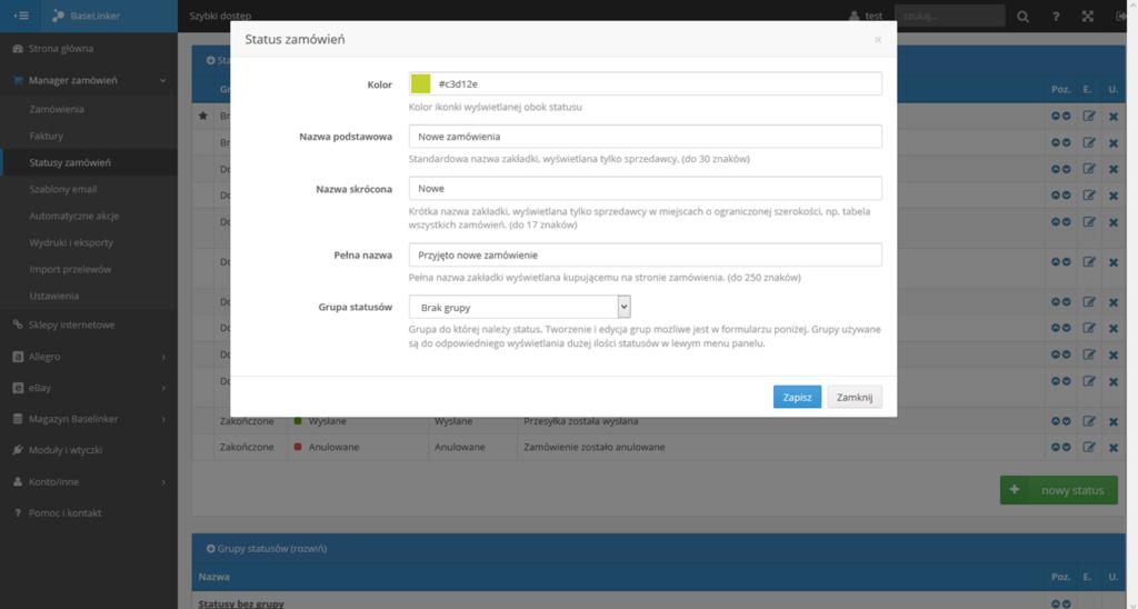 statusyzamowien_konfiguracja